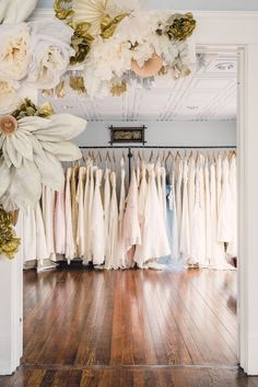 Designer and vintage bridal boutique in Atlanta, Georgia