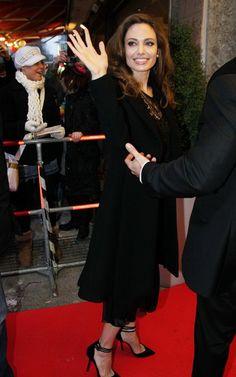 Angelina Jolie, love her!!