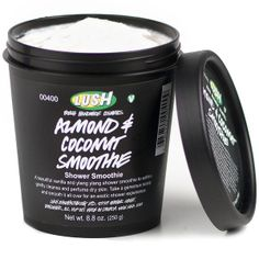 Creamed Almond and Coconut Shower Smoothie | Shower Gels and Smoothies | LUSH Cosmetics