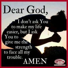 Amen Amen and Amen....
