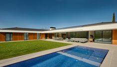 Casas modernas por DECONS GKAO S.L.