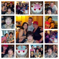 Grandmom's birthday