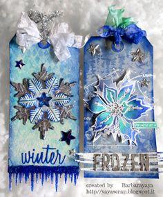 Ciaoa tutti! Natale è davvero a un attimo da noi e dovremmo essere nel pieno dell'inverno! Qui in Italia però il freddo non arriv...