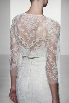 Wedding Dresses, Bridal Gowns and Bridesmaid Dresses by Amsale Wedding Dress Bolero, Elegant Wedding Dress, Lace Bolero, Wedding Suits, Wedding Gowns, Amsale Bridal, Bridal Dresses, Bridesmaid Dresses, Bridal Collection