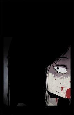 line webtoon:creep
