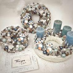 Christmas Advent Wreath, Christmas 2016, Christmas Decorations, Xmas, Holiday Decor, Burlap Flowers, Dried Flowers, Wreaths For Front Door, Door Wreaths