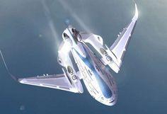 Awwa Sky Whale concept plane 2
