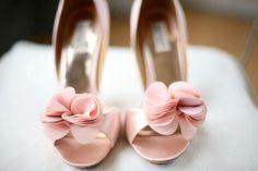 Bagley Mischkas wedding shoes LOVE! via Style Me Pretty