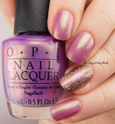 OPI Significant Other Color, Different Dimension Ursa Minor | Be Happy And Buy Polish https://behappyandbuypolish.com/2017/04/03/opi-significant-other-color-different-dimension-ursa-minor-manicure/