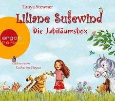 Hörbuch Liliane Susewind – Die Jubiläumsbox Cds stehen auf G. Wunschliste