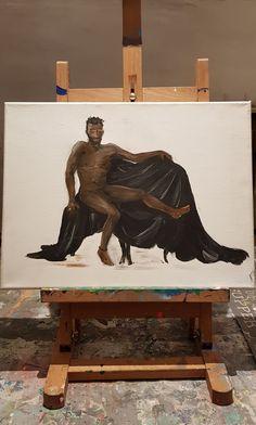 Naked Ebony Pornosterren