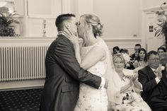 Adam & Amy's Maidstone Wedding at Oakwood House | Lawless Rose Photography