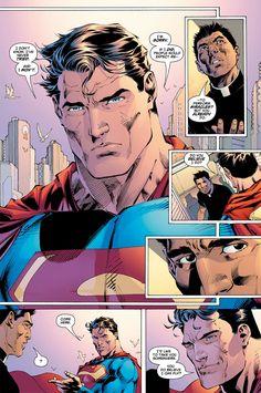 Superman #210 by Jim Lee
