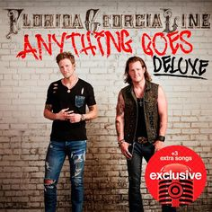 Pre-order Florida-Georgia Line's new album #AnythingGoes today at Target and you'll get 3 extra songs #OnlyAtTarget! Get #MoreFGL here: http://tgt.biz/1oqpLTJ