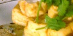 Try this Deep fried Tofu with Sichuan Pepper and Salt and lemon recipe by Chef Kylie Kwong. This recipe is from the show Kylie Kwong: Simply Magic .