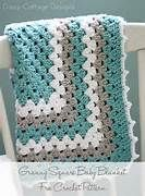 crochet granny square baby blanket pattern - Bing Images