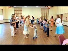 Kindergarten Mother's Day Tea 2013 - YouTube