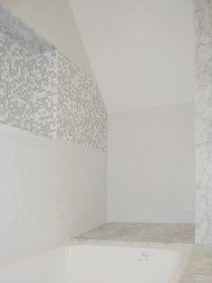 Captivating Bathroom Remodel in Stylish Design: Modern Menlo Park Remodel Bathroom Interior Tile Backsplash
