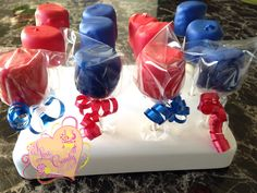 #marshmallows #oreos #pretzels #chocolate #partyfavors I love candy by Luci ** choco dipped pretzels and oreos**  www.ilovecandybyluci.blogspot.com  #candybyluci #ilovecandybyluci