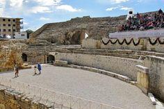 http://guias-viajar.com/ Lucha gladiadores en Tarraco Viva en Tarragona