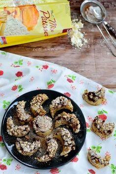 Prăjitura semilună cu nucă Diy And Crafts, Cereal, Healthy Recipes, Cooking, Breakfast, Foods, Diet, Pie, Kitchen