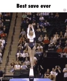 Best save ever