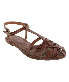 Another great find on #zulily! Whiskey Roobie Sandal #zulilyfinds