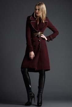 Burberry Prorsum Pre-Fall 2011 - Collection - Gallery - Style.com