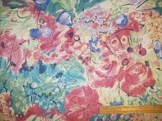 impressionist fabric - Google Search
