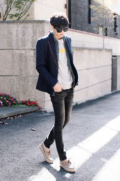 Layering style #menstyle #mensfashion #koreanfashion