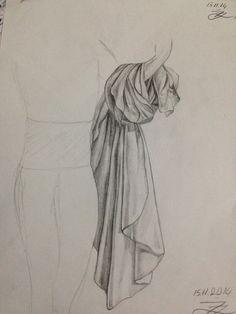 Drape çizimler