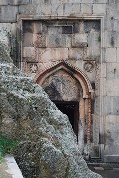 Geghard Monastery - Armenia | Flickr - Photo Sharing!