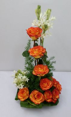 church flower arrangements – Bing images – Famous Last Words Diy Silk Flower Arrangements, Rosen Arrangements, Contemporary Flower Arrangements, Tropical Floral Arrangements, Altar Flowers, Church Flowers, Funeral Flowers, Silk Flowers, Bright Flowers
