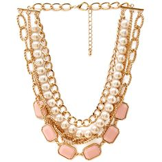 FOREVER 21+ PLUS SIZES Street-Chic Layered Necklace