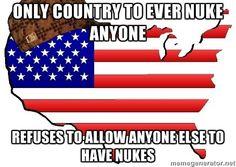 Hypocrisy at its finest. #ScumbagAmerica
