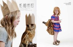 Henrike Grijsen for La Petite Magazine Page 201 (Spring Issue) Styling: Jana Boekholt