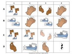 Body Percussion! I love that kids can practice reading icons for music, compose their own body percussion songs and...a few worksheets for subs!  Awesome! $