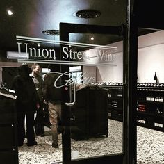 U N I O N  S T R E E T  C E L L A R  @unionstreetwine One of a handful of merchants raising the bar for our town. Their wine bar next door is an experience in its self with a modest selection of wines individually hand picked from across the world and tapas menu. We're very proud of both of these establishments in our town. @unionstreetwine #geelong #appreciate @geelongfoodie #foodgeelong #geelongwaterfront #wine #foodie by bellsbrewingco http://ift.tt/1JtS0vo