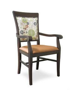 Remy X-Back Arm Chair