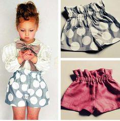 Baby bubble shorts from babydinosaur.au