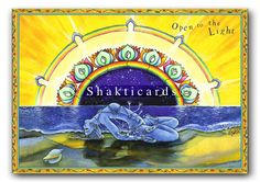 Shakticards Cartes Postales d'Art - Sat Nam Shop India, Yoga, Baseball Cards, Cards, Yoga Sayings, Indie, Indian
