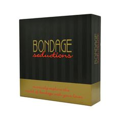 Have you fantasized about being tickled? Spanked? Tied up? This beginner's bondage kit allows you to explore the world of restraints, dominance, pleasure and submissiveness. This sexy set includes silky restraints, dice, a satin mask, a pliable whip and 36 seduction cards guaranteed to make your pulse race and make you scream in ecstasy! Play as a game or simply use one card for each adventure.