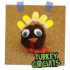 Thanksgiving STEAM Activity Ebook for Kids