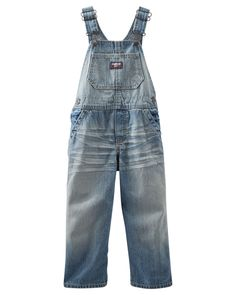 Cheap Price Kids 24 Mo Osh Kosh Denim Blue Jeans Overalls Butterfly Embroidered Farmer Baby Baby & Toddler Clothing