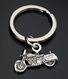 Bike Cycling MTB Bicycle Biker Motorcycle Key chain Candy Goth Punk Accessories