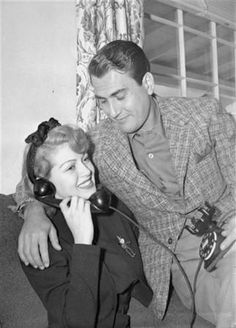 Lana Turner & Artie Shaw