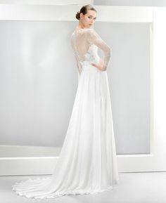 Vestido novia Jesús Peiró Ref.5072