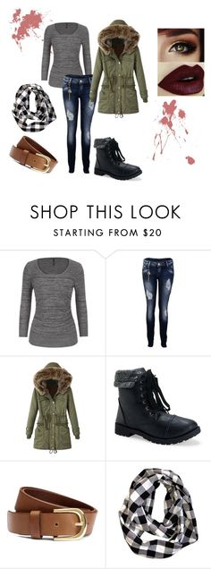 """""""Instinct"""" by silk-fur on Polyvore featuring maurices, CO, Aéropostale and H&M"""