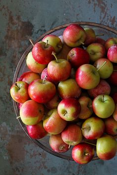 Roasted Crimson Gold Apples with Rosemary and Olive Oil