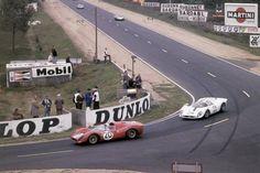 24 heures du Mans 1967 - Ferrari 330P4